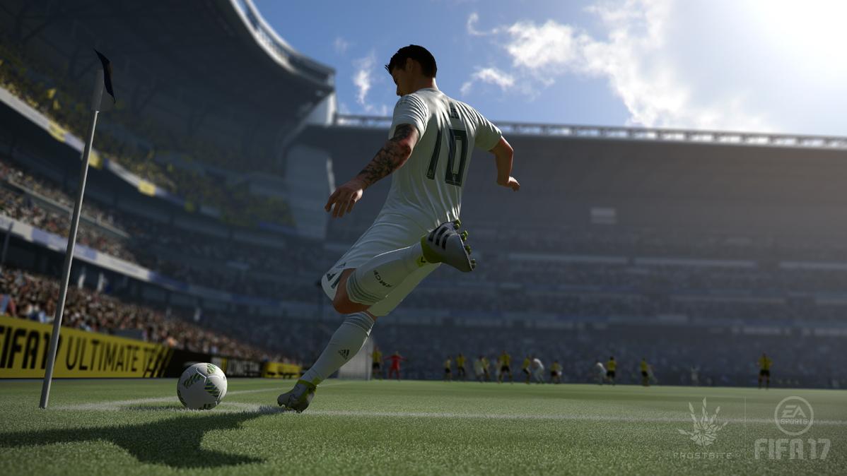 FIFA 17 bemachtigt rechten van La Liga