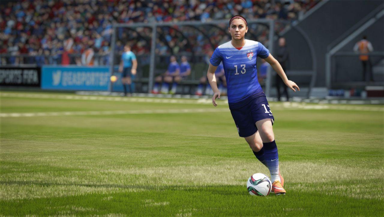 Vrouwenvoetbal breidt zich uit in FIFA 17