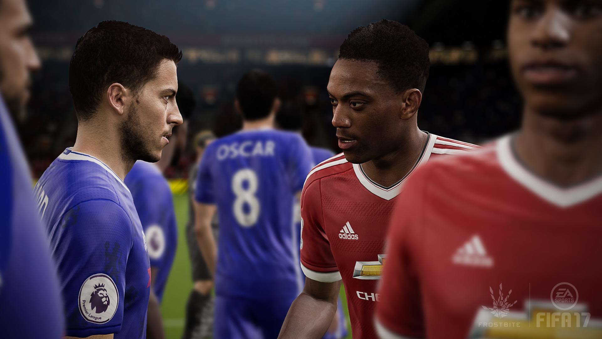 Eerste gameplays van FIFA 17 op de E3