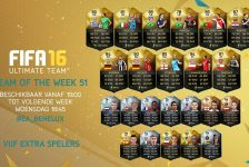 FUT 16: Team of the Week 51