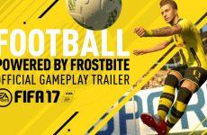 De nieuwste FIFA 17 gameplay trailer!