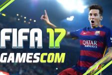 FIFA 17 Gamescom