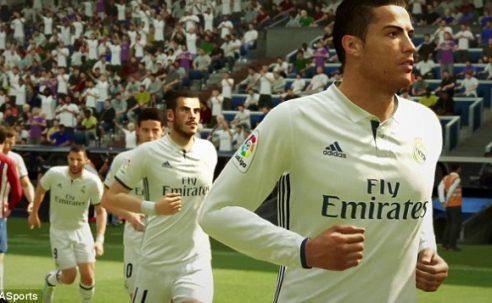 FIFA 17 heel het weekend gratis te spelen