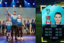 Tiener steekt Ronaldo en Messi voorbij als beste speler in FIFA 17