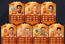 FIFA 17: FA Cup MOTM's