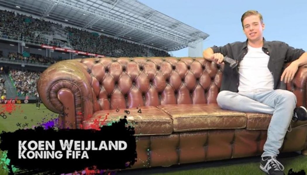 Interview met pro gamer Koning FIFA