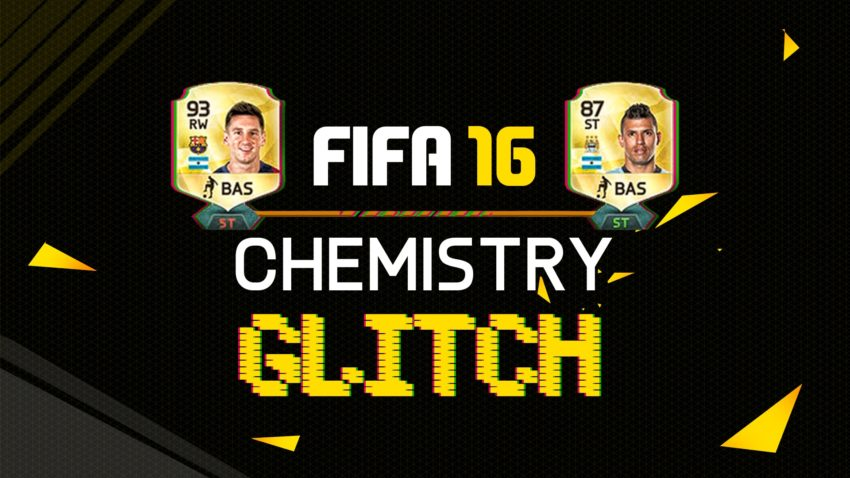 FUT-spelers ontdekken chemistry glitch