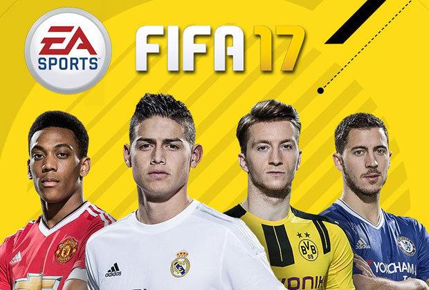 FIFA 17 onthult eindelijk nieuwe functies