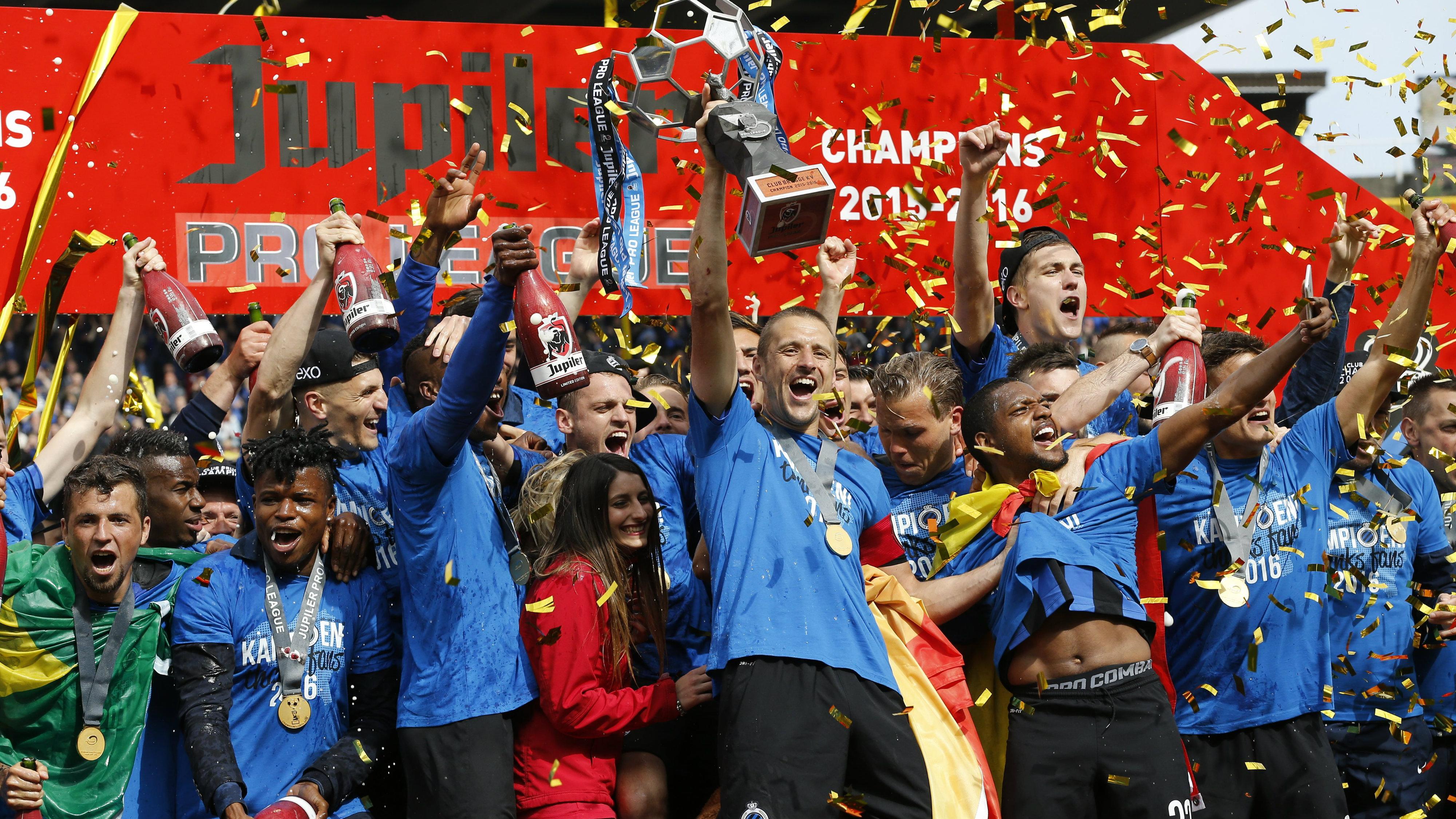 Club Brugge heeft de beste Jupiler Pro League-speler in FIFA 17