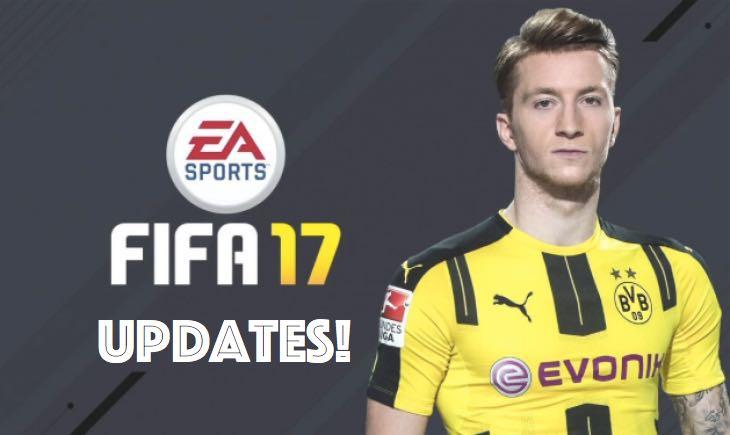FIFA 17: Update 4