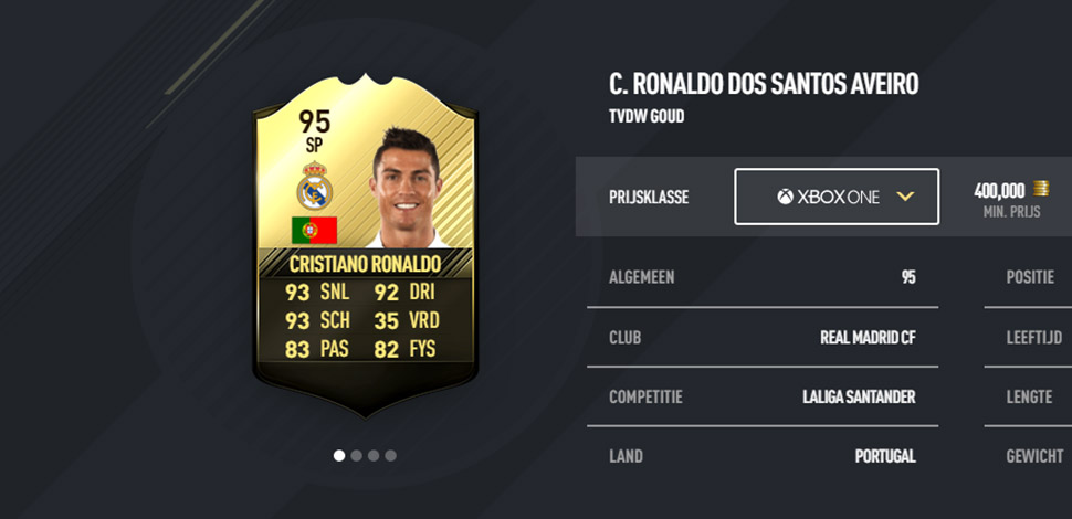 Nederlander gaat helemaal los wanneer hij Ronaldo packt