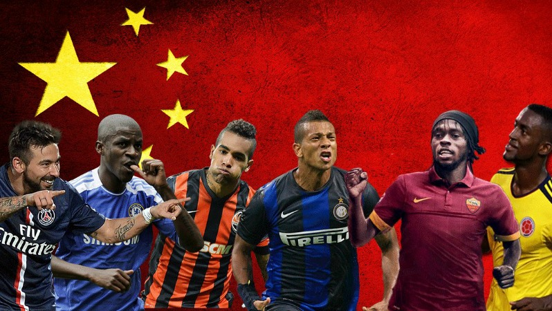 FIFA 18: Chinese Super League op komst?