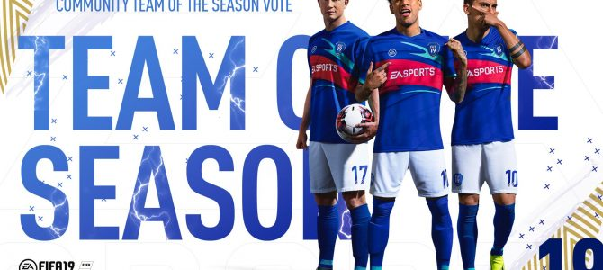FIFA Ultimate Team – Team Of The Season Community + EFL